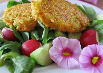 Gemüsepflaenzchen